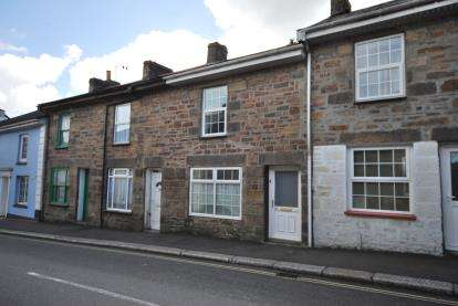 3 Bedrooms Terraced House for sale in Redruth, Cornwall