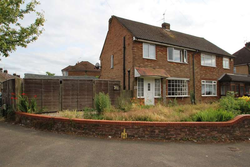 3 Bedrooms Semi Detached House for sale in St Martins Ave, Luton, Bedfordshire, LU2 7LQ