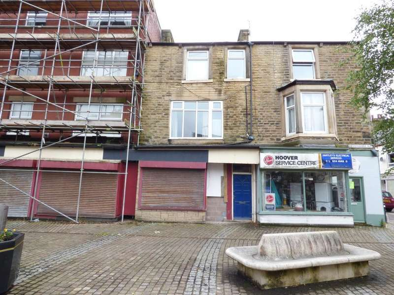 1 Bedroom Flat for sale in Devonshire Road, Morecambe, LA3 1QT