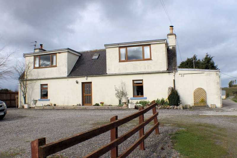 5 Bedrooms Detached House for sale in Meadowfield Farmhouse, Auldearn