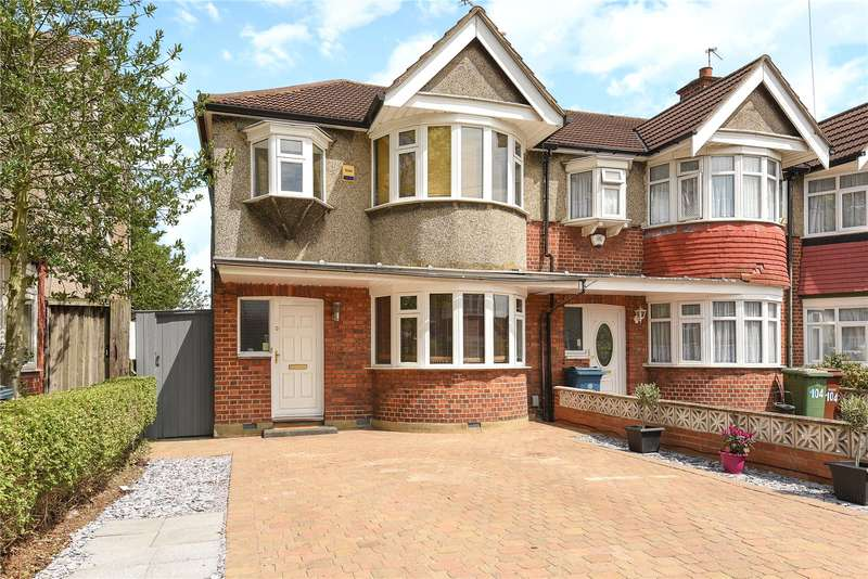 3 Bedrooms End Of Terrace House for sale in Torbay Road, Harrow, Middlesex, HA2
