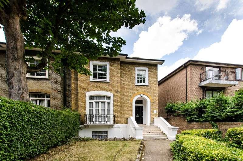 2 Bedrooms Maisonette Flat for sale in Westbridge Road, Battersea, SW11