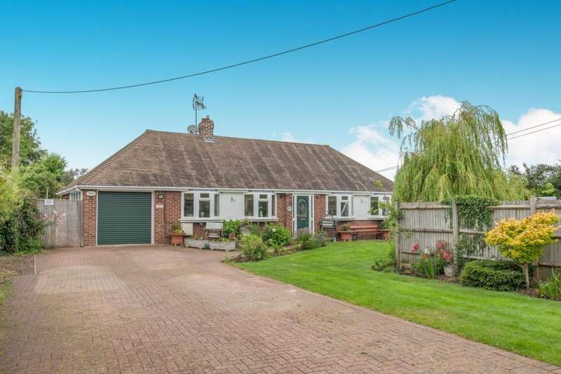 2 Bedrooms Detached Bungalow for sale in Green Lane, Langley, Maidstone, ME17