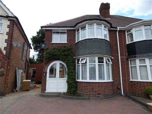 3 Bedrooms Semi Detached House for sale in Heathmere Avenue, Yardley, Birmingham