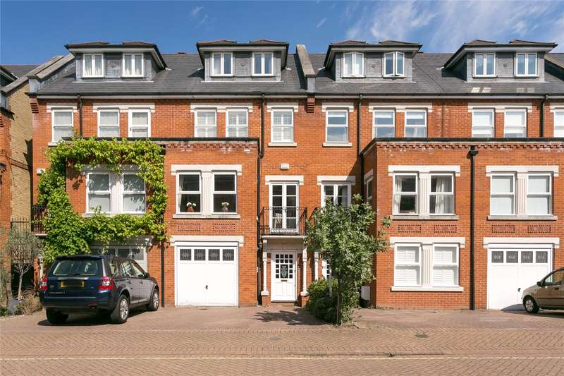 5 Bedrooms Terraced House for sale in Walsingham Place, London, SW4