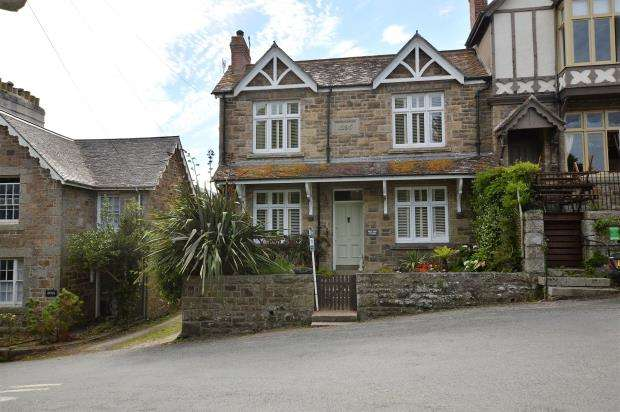 3 Bedrooms Semi Detached House for sale in Gulval, Penzance, Cornwall