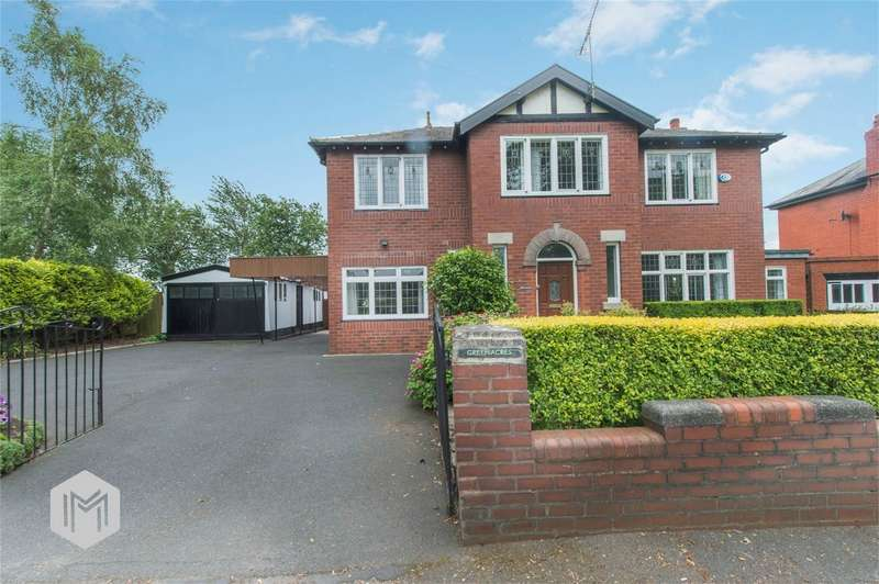 3 Bedrooms Detached House for sale in Delph Lane, Houghton Green, Warrington, Cheshire