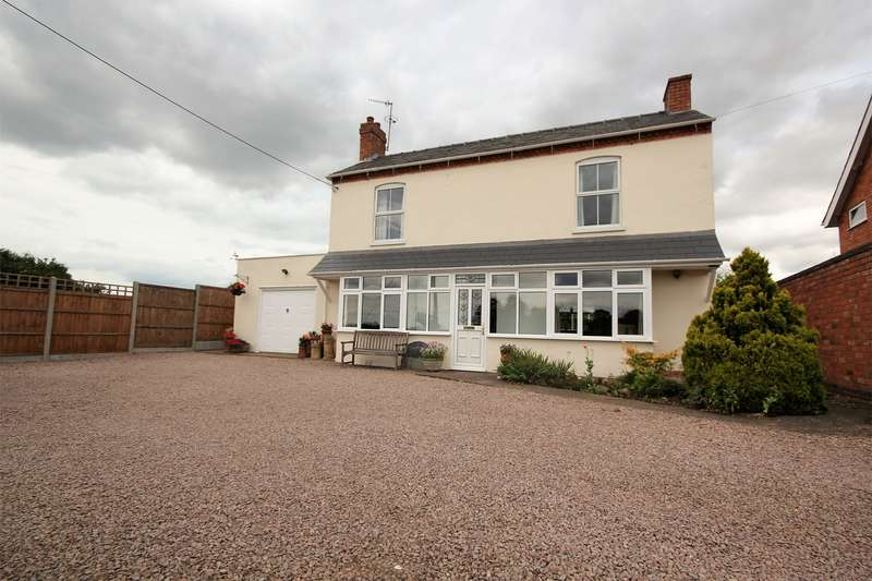 4 Bedrooms Detached House for sale in Park Lane, Hallow, Worcester