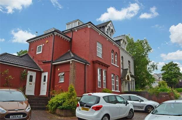 3 Bedrooms Maisonette Flat for sale in Clyffard Crescent, Newport