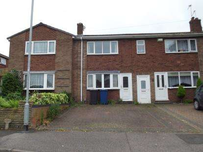 2 Bedrooms Terraced House for sale in Newgate Street, Burntwood, Staffordshire