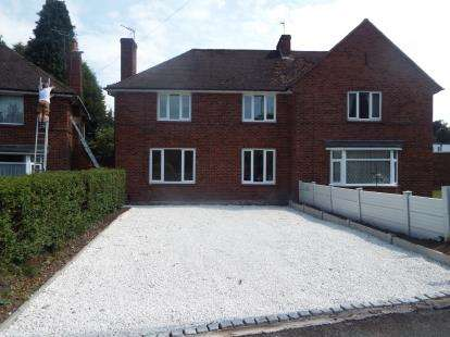 3 Bedrooms Semi Detached House for sale in School Road, Tettenhall Wood, Wolverhampton, West Midlands