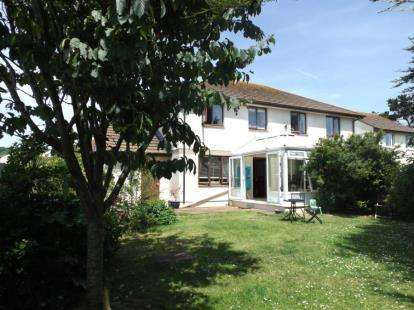 3 Bedrooms Semi Detached House for sale in Eastern Green, Penzance, Cornwall