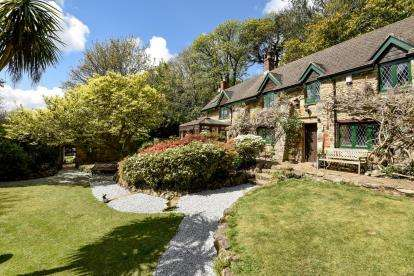 3 Bedrooms Detached House for sale in St. Agnes, Cornwall