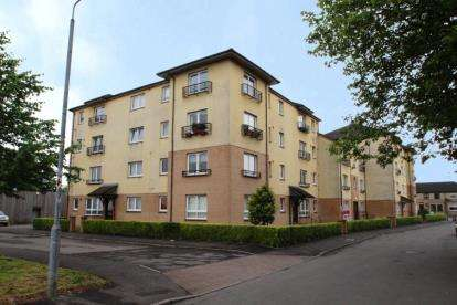 2 Bedrooms Flat for sale in Comelypark Street, Dennistoun, Glasgow