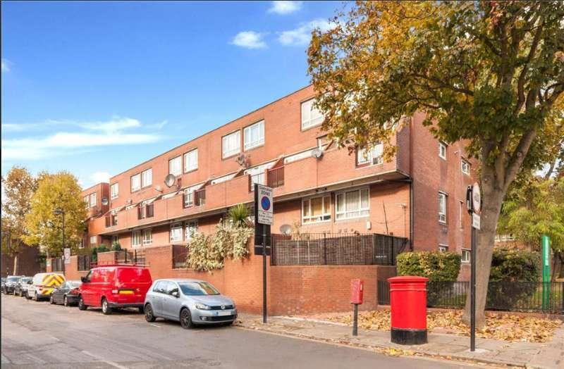1 Bedroom Flat for sale in Skegness House, Sutterton Street, Caledonian Road, N1