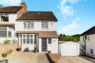 5 Bedrooms Semi Detached House for sale in Markville Gardens, Caterham, Surrey