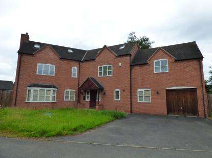 6 Bedrooms Detached House for sale in Longlands Lane, Findern, Derby, Derbyshire