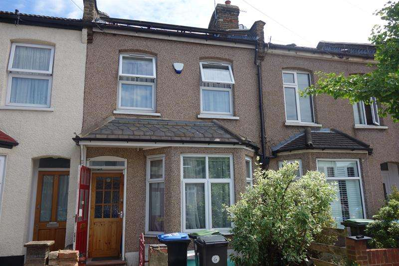 3 Bedrooms Terraced House for sale in Millais Road, Enfield