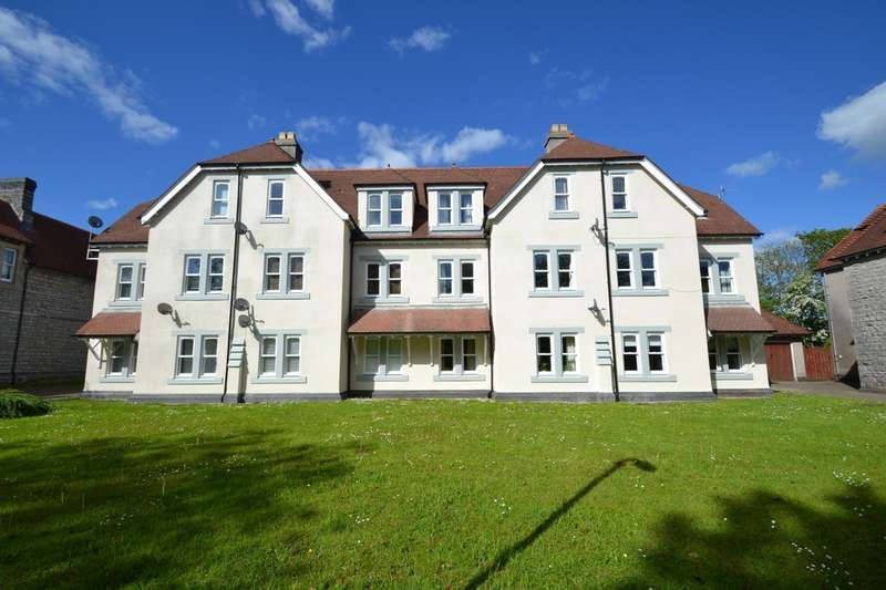 2 Bedrooms Flat for sale in 38 Preswylfa Court, Merthyrmawr Road, Bridgend, Bridgend County Borough, CF31 3NX