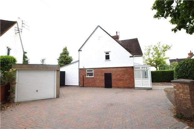 4 Bedrooms Semi Detached House for sale in Brooklyn Road, Cheltenham, Glos, GL51 8DS