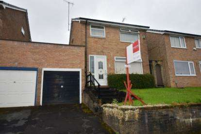 3 Bedrooms Link Detached House for sale in Petrel Close, Lammack, Blackburn, Lancashire
