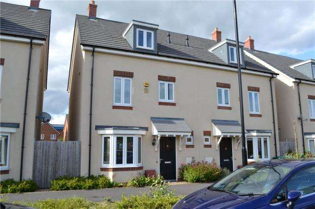 4 Bedrooms Semi Detached House for sale in Astoria Drive, Bannerbrook Park, Coventry, West Midlands
