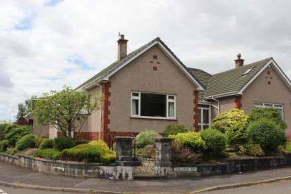 3 Bedrooms Bungalow for sale in Hillside Road, Cardross