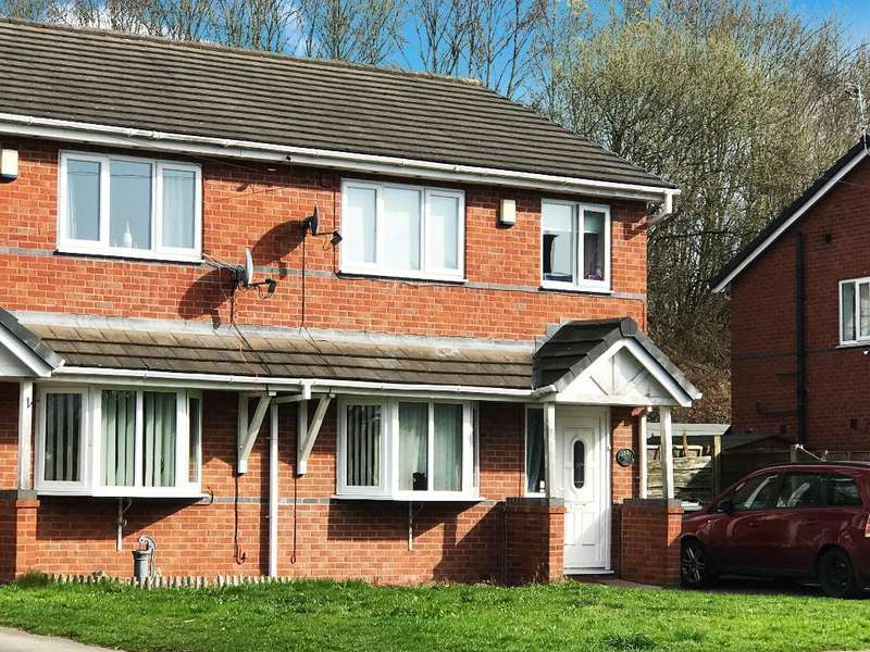 3 Bedrooms Semi Detached House for sale in Fir Street, Cadishead, Salford, Manchester, M44 5AG