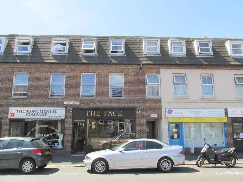 1 Bedroom Flat for sale in Lyon Street West, Bognor Regis, West Sussex, PO21 1JQ