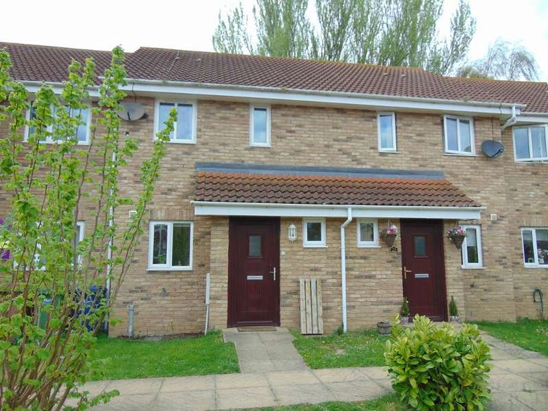2 Bedrooms Terraced House for sale in The Croft, Christchurch, Wisbech, Cambridgeshire, PE14 9PU