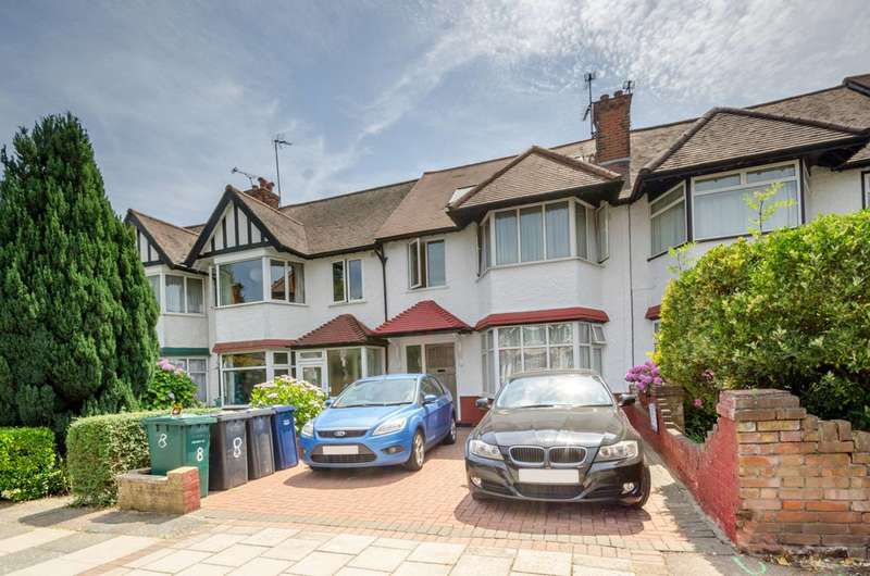5 Bedrooms House for sale in Mayfield Avenue, North Finchley, N12