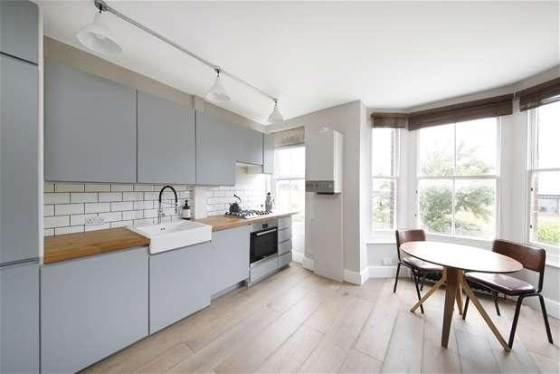 1 Bedroom Flat for sale in Milkwood Road, Herne Hill