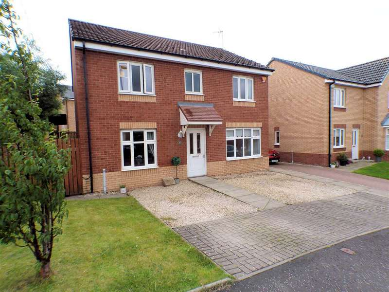 4 Bedrooms Detached House for sale in Ingalls Court, Lindsayfield, EAST KILBRIDE