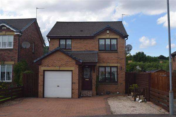 3 Bedrooms Detached House for sale in Foinaven Gardens, GLASGOW