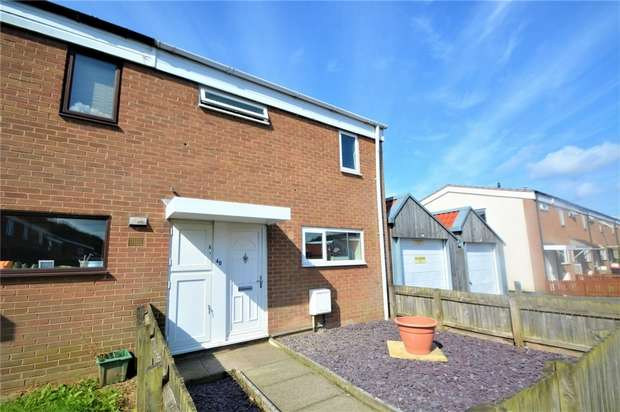 3 Bedrooms Terraced House for sale in Westbourne, Woodside, Telford, Shropshire