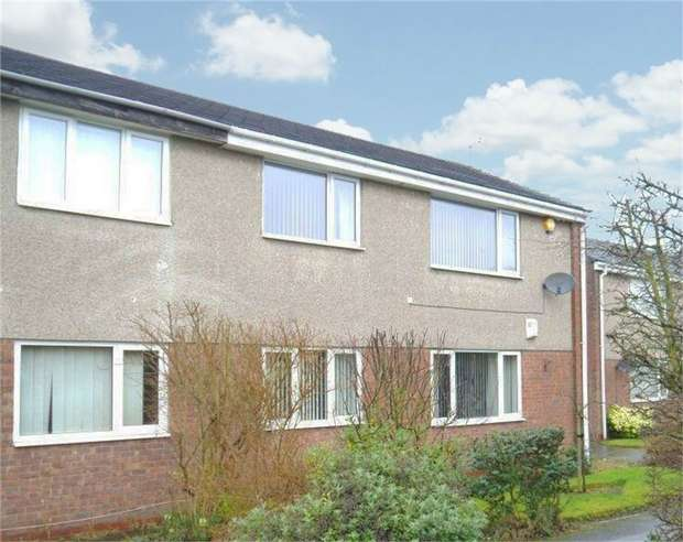 2 Bedrooms Flat for sale in Hickstead Grove, Cramlington, Northumberland