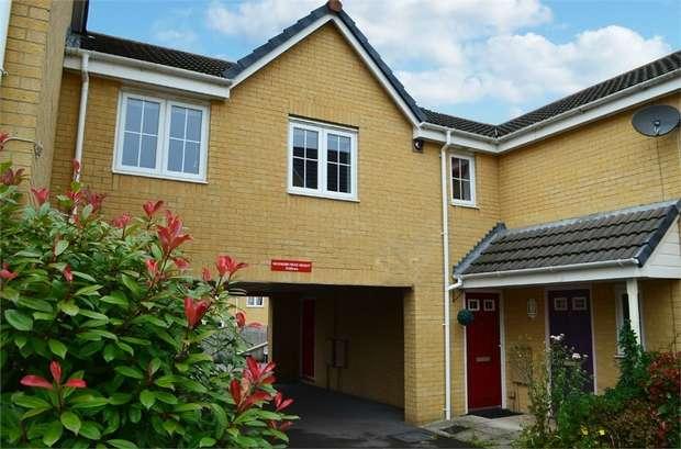 1 Bedroom Flat for sale in Rhodfa Brynmenyn, Sarn, Bridgend, Mid Glamorgan
