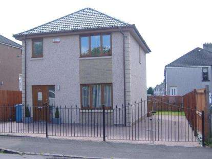 3 Bedrooms Detached House for sale in Houldsworth Crescent, Shotts