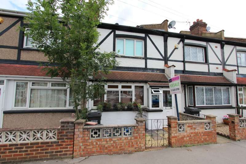 3 Bedrooms Terraced House for sale in Northway Road, Addiscombe, CR0