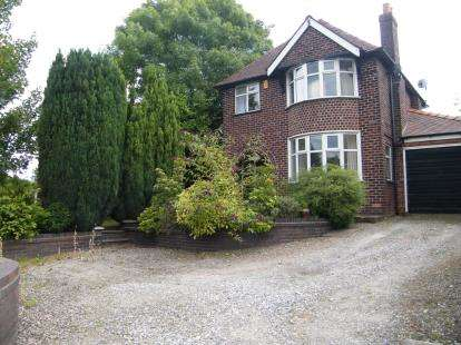 3 Bedrooms Detached House for sale in Griffiths Road, Lostock Gralam, Northwich, Cheshire