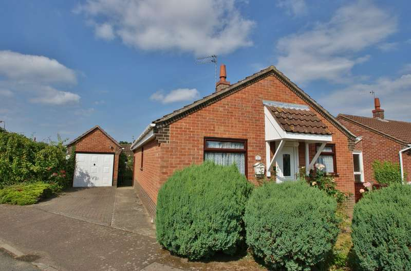 3 Bedrooms Detached Bungalow for sale in Rosa Close, Spixworth