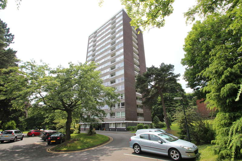 2 Bedrooms Flat for sale in Arthur Road, Edgbaston