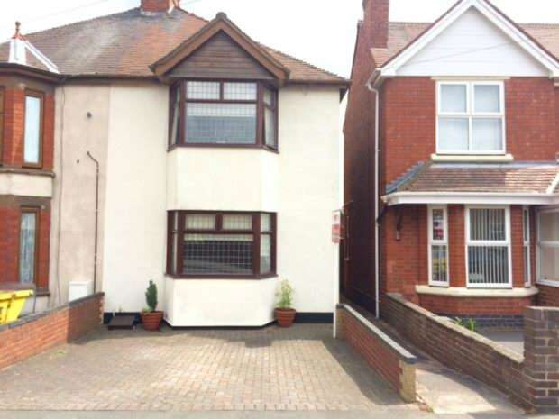 3 Bedrooms Semi Detached House for sale in Bermuda Road, Nuneaton