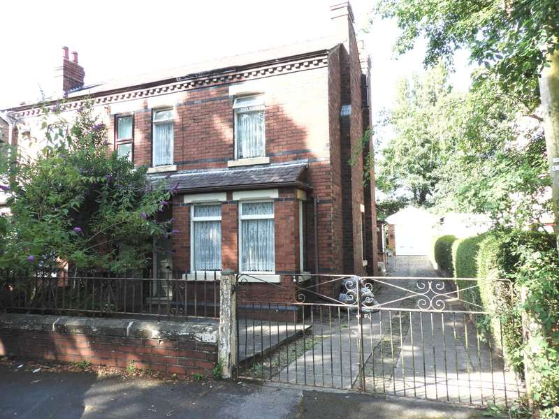 4 Bedrooms Semi Detached House for sale in North Park Road, North Park