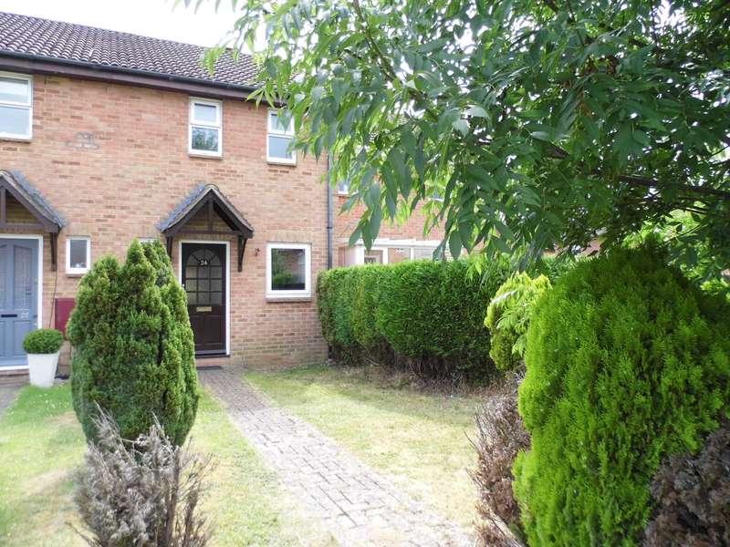 2 Bedrooms Terraced House for sale in Meadow Way, Aylesbury