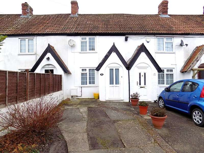2 Bedrooms Cottage House for sale in Mount Hindrance Lane, Chard