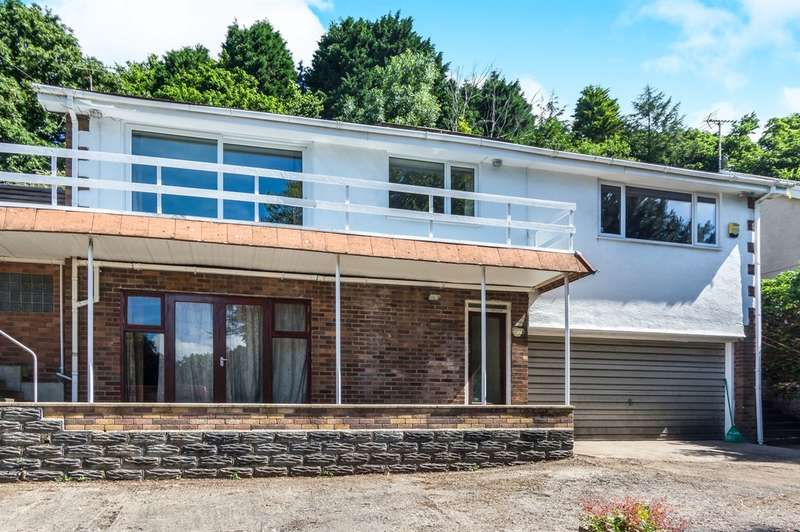 3 Bedrooms Detached House for sale in Penlan Crescent, Uplands, Swansea