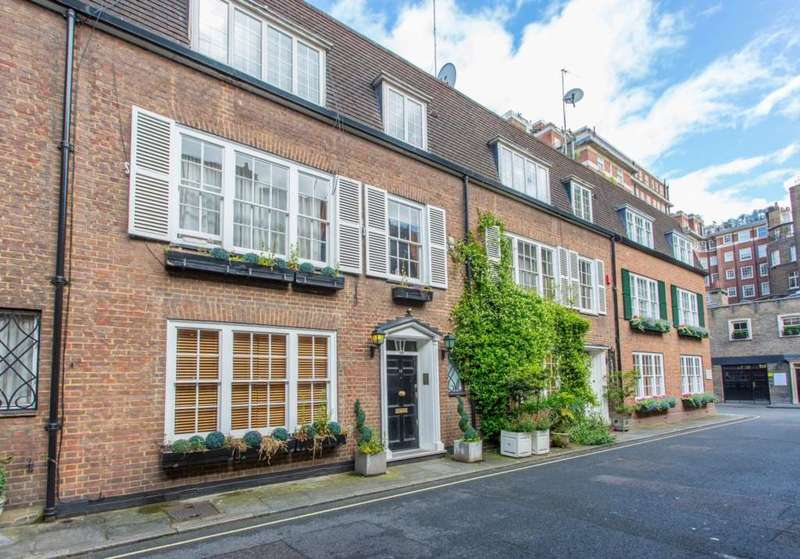 4 Bedrooms House for rent in Portman Close, Marylebone