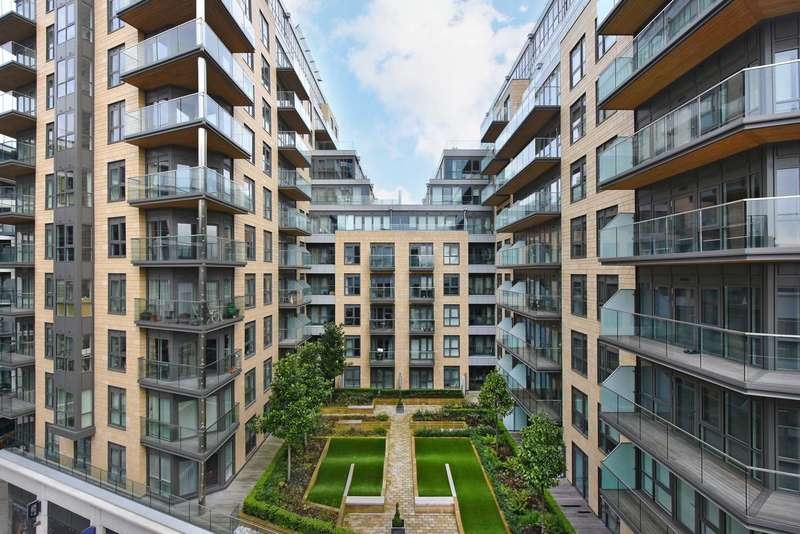 2 Bedrooms Apartment Flat for sale in Vista House, Dickens Yard, Ealing