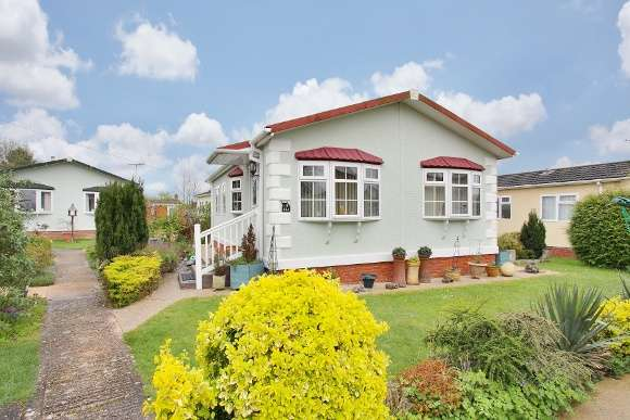 2 Bedrooms Detached Bungalow for sale in Mullenscote Park, Weyhill